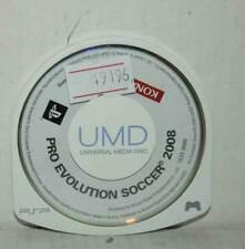 PRO EVOLUTION SOCCER 2008 USATO SONY PSP EDIZIONE EUROPEA SOLO UMD MA1 49196