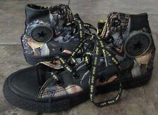 Converse All Stars Chuck Taylor Hi Tops Sneakers 350505F Size 1 Youth Batman