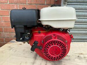 """Honda GX270 Engine GENUINE Honda Runs Well! 1"""" Keyed Shaft 8.5 hp New Honda Carb"""