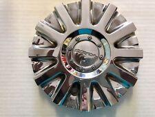 STRADA Wheels  Chrome Wheel Rim Center Cap #S16, 11212285F-1-SHIPS TODAY!!!