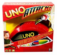 New UNO Attack Mattel W2013