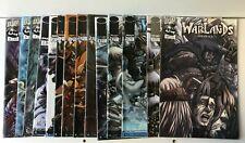 Lot 13 Comics Warlands  Age Of Ice 1/2A-1C-1A-1B-2A-2B-2C-3A-3B-4-7-8-9 VO