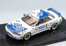 Nissan Gt-R R32 #1 4th Macau Guia Race 1991 M. Hasemi Limited 499 pcs 1:43 Model