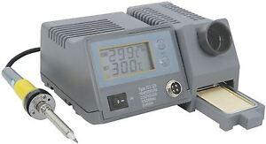 Digital soldering station (48W) Power supply - 230Vac, 50Hz [703.123UK]