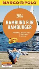 MARCO POLO Cityguide Hamburg für Hamburger 2016 UNGELESEN statt 12.99 nur