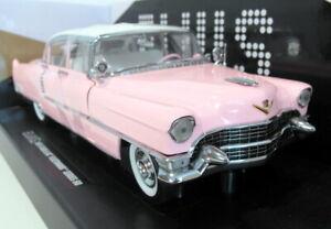 Greenlight 1/18 Scale Diecast 12950 - Elvis 1955 Fleetwood Cadillac series 60