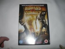 Humans Vs Zombies [DVD] VGC FREEPOST ACTION HORROR