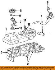 FORD OEM 86-97 Aerostar 3.0L-V6 Fuel System-Lock Ring Gasket E69Z9417A