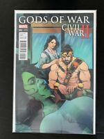 CIVIL WAR II GODS OF WAR #2B MARVEL COMICS 2016 NM+ ELIZABETH TORQUE VARIANT