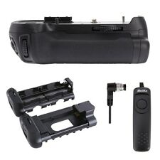 Meike MK-D800 Battery Grip for Nikon D800 D810 D800E as MB-D12 + Shutter Release