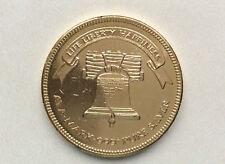 1986 A-Mark Liberty Silver One Troy Oz. GP Silver Art Medal A0561