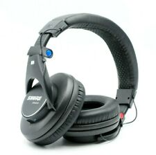 Shure SRH840 Closed-Back Pro Monitoring Headphones with Detachable Cable  #50300