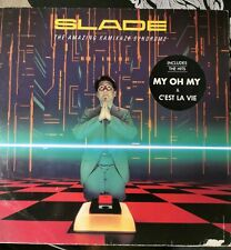 LP - SLADE THE AMAZING KAMIKAZE SYNDROM Vinyl Schallplatte 1983