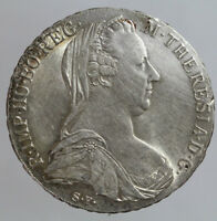 pci0088) Tallero 1780 tipo Mariateresa Austria - Zecca ROMA