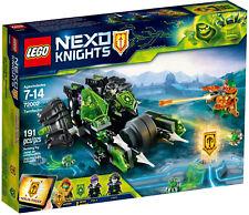 LEGO Nexo Knights - 72002 Doppelinfektor / Twinfector m. Fred u. Pola Neu & OVP