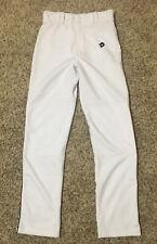 NWOT DeMarini Size 30 Men's Full Length Baseball - Softball Pants White
