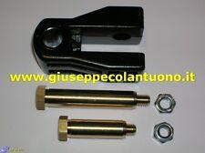 FAAC Kit Staffa posteriore Forcella Forcina metallo braccio 400 402 422 413 415