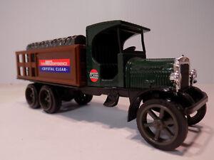 Vintage Ertl #2767 1925 Kenworth Stake Truck w/ Barrels AMOCO Gas  NOS