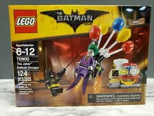 Lego The Batman Movie The Joker Balloon Escape Set 70900