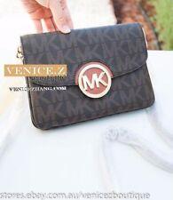 Michael Kors PVC Messenger & Cross Body Handbags