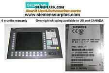 Siemens 6FC5203-0AF02-0AA0 OP 12 Sinumerik A500098103