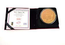 Highland Mint Ken Griffey Jr. Bronze Coin # out of 5,000