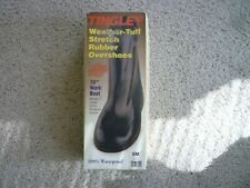 """Tingley 1400 Boot Shoe Rubber Overshoes 10"""" boot Small 6 1/2 - 8"""