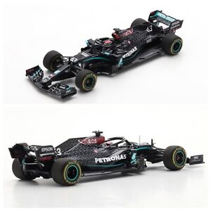 1/43 Spark Mercedes-Amg F1 W11 N°63 Gp Sakhir 2020 G.Russell Shipping Home