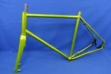 Advocate Cycles Lorax Gravel/CX Steel Bike Frame & Carbon Fork 61cm $1000 Retail