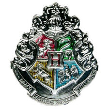 Harry Potter Houses of Hogwarts Crest High Quality Small Metal Made Magnet