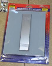 Heidemann Mehrklang-Gong 70502 Silber-Glas 8 V (max) 95 dBA Neu & OVP