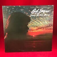 BOB SEGER & THE SILVER BULLET BAND The Distance 1982 UK VINYL LP EXCELLENT COND