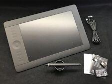 Intuos 5 Touch WACOM 6x9 medium tablet PTH650 intuos5 Mac/PC USB w/ wireless kit