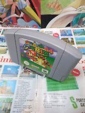 Nintendo 64 N64:Super Mario 64 [TOP & 1. Ausgabe] nur -de