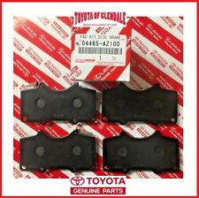 2002-2007 TOYOTA SEQUOIA FRONT CERAMIC BRAKE PADS GENUINE OEM NEW 04465-AZ100