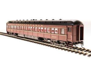 Broadway Limited # 3760 PRR Class P70R HW Coach Ice Air Cond PRR (4) N MIB