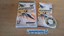 HEATSEEKER  /  PSP SONY PLAYSTATION COMPLET PAL