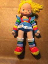 vintage rainbow brite 1983. Excellent Condition. Large Approx 18 Inches
