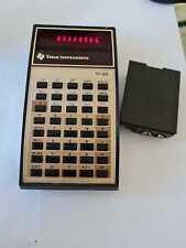 Calculatrice Texas Instruments TI-30 Vintage