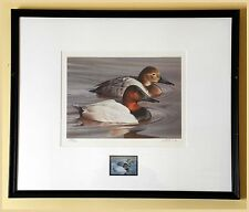 1993 FRAMED MD STATE WATERFOWL PRINT - PRICED TO SELL!!!   (ESP -JR20)