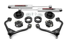 "Rough Country 3"" Dodge Bolt-On Lift Kit (12-18 Ram 1500 4WD) - 31230"