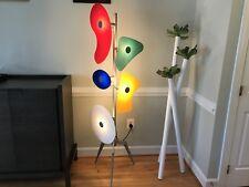 Orbital floor lamp by Ferruccio Laviani for Foscarini - multicolor version