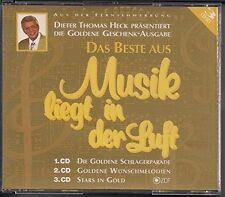 Musik liegt in der Luft-Das Beste (1993) Roberto Blanco, Peter Kraus, P.. [3 CD]