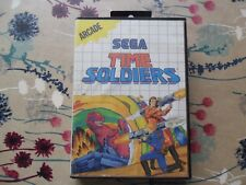 Time Soldiers for Sega Master System