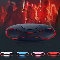 Bluetooth Wireless SUPER BASS Speaker Mini Portable For Smartphone Tablet PC New