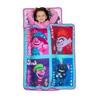 Trolls World Tour Nap Mat Toddlers Kids Girls Sleep Soft Comfort Pink New