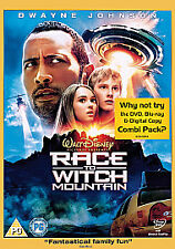 Race To Witch Mountain [DVD], DVDs