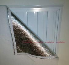 "Attic Ceiling Fan Shutter Insulation Cover 35"" x 47"""
