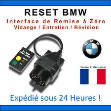 RESET BMW 20 PINS - Interface Remise à Zéro Entretiens BMW - INPA K+DCAN NCS