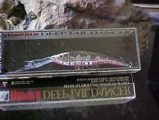 "Rapala 3 1/2"" Deep Tail Dancer TDD09 SFL - SILVER FLASH for Walleye/Bass/Pike"